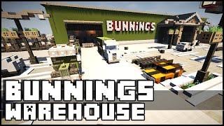Minecraft - Bunnings Warehouse