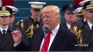 President Trump Speaks: Here's Why They Hate Him