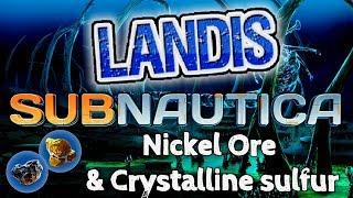 Download lagu Nickel OreCrystalline Sulfur Subnautica Guide MP3