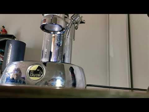 """Test Du """"El Comandante C40 MKIII"""" Avec Une """"La Pavoni Europiccola"""" (vidéo 2/2)"""