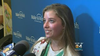 Make-A-Wish Foundation Helps Teen Become A Doctor For The Day thumbnail