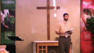 Video Sermons - Acts Chapter 4 Verse 1 - A Resurrection Hope - New Hope Christian Chapel