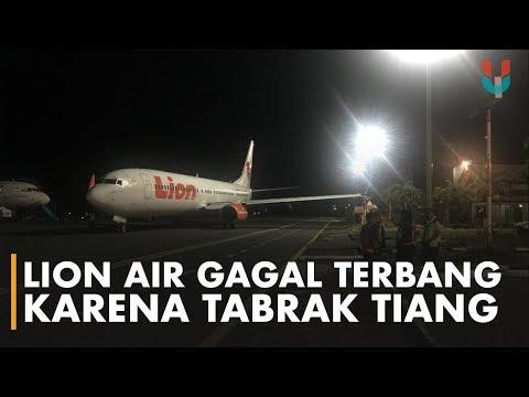 Lion Air Bengkulu-Jakarta Tabrak Tiang Mp3