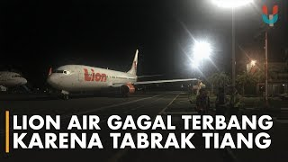 Download Video Lion Air Bengkulu-Jakarta Tabrak Tiang MP3 3GP MP4