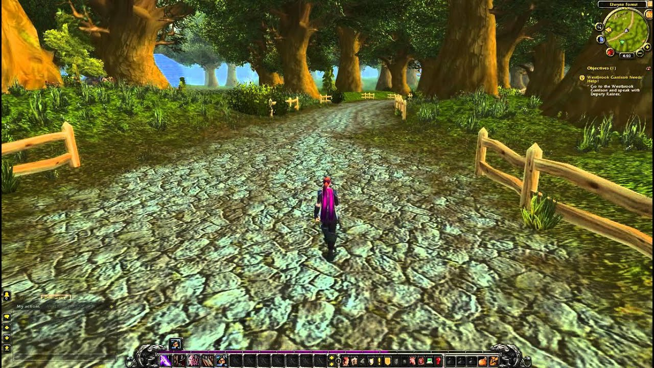 Westbrook Garrison Needs Help Quest World Of Warcraft