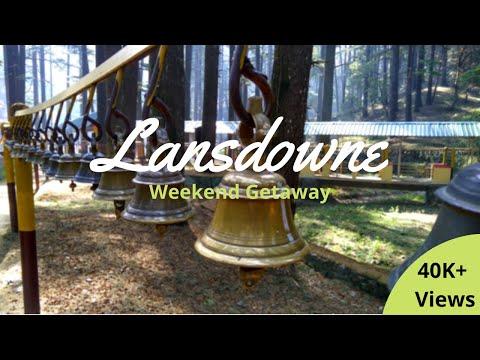 Weekend trip to Lansdowne