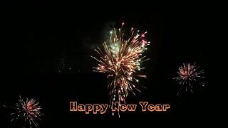 Happy New Year - Fireworks 🎆