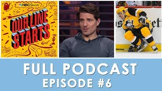 Sidelined NHL stars, creative coaching, HOF look-ahead | Our Line Starts Ep. 6 | NBC Sports