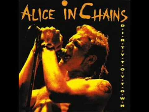 Alice In Chains - Rooster Live in England 1993
