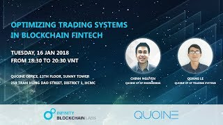 QUOINE Meet-up event - VP of Engineeing Chinh Nguyen thumbnail