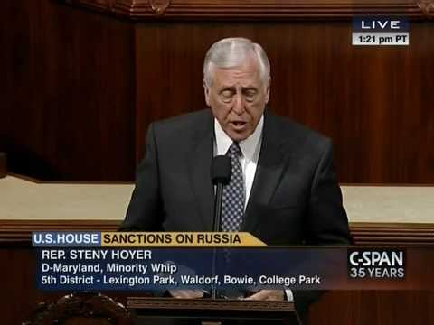 Hoyer: This Resolution Sends a Strong and Unmistakable Message of Solidarity With Ukraine