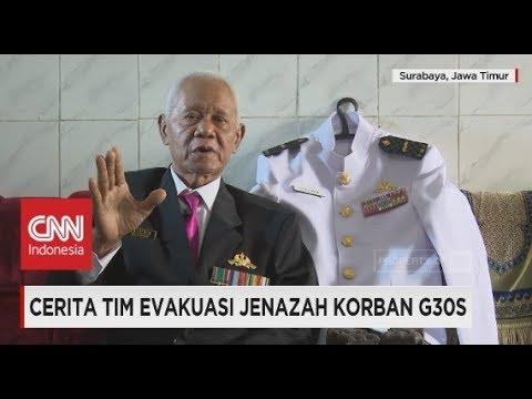 Cerita Tim Evakuasi Jenazah Korban G-30S/PKI