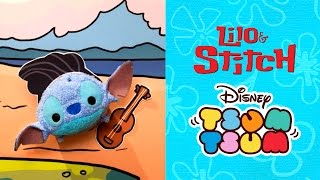 Lilo & Stitch As Told By Tsum Tsum | Disney
