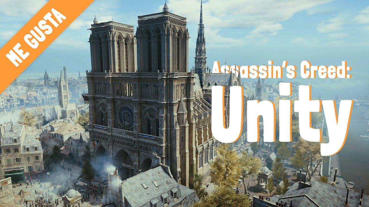 Me gusta Assassins Creed: Unity