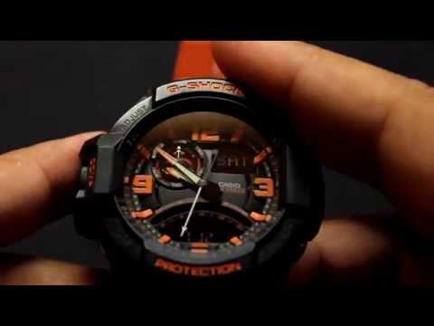 G-shock – марка легендарных часов, выпускаемых японской компанией casio.