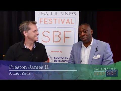 Thom Singer & Preston James II Interview SBF 2017