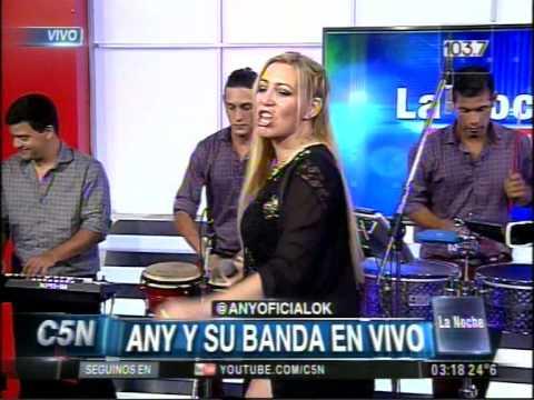 C5N - LA NOCHE: ANY Y SU BANDA Y EL MUNDO DEL COSPLAY