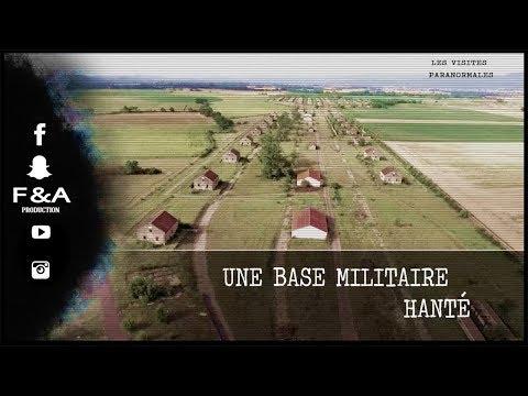 ON VISITE UNE BASE MILITAIRE ABANDONNÉE