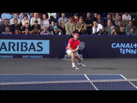 Djokovic And Murray Win In Paris 2016 Day 3 Highlights