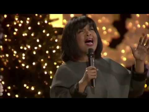 Cece Winans on TBN Praise - Dec 19-2017 - Medley of Songs