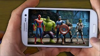 How to Download and Install Marvel Strike Force  on Android & iOS