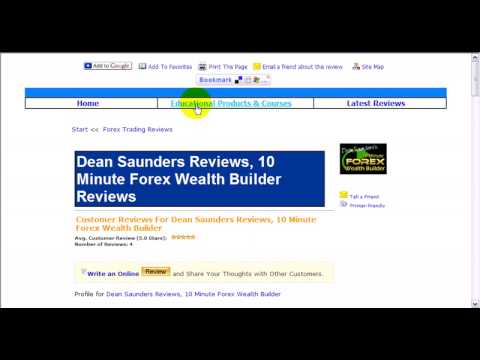 10 minute forex wealth builder
