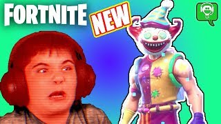 Fortnite Clown with HobbyPig