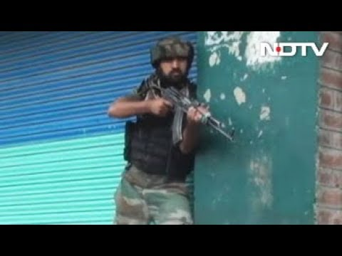 Army Major, Jawan Killed In Gunfight With Terrorists In Kashmir's Shopian