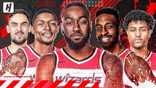 Washington Wizards VERY BEST Plays & Highlights from 2018-19 NBA Season!