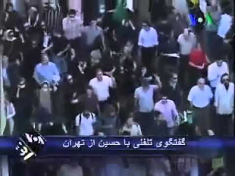 Iran - Hossein from Tehran: