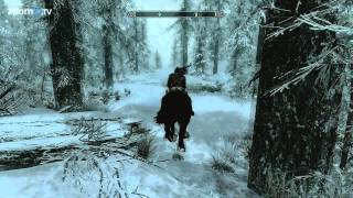 The Elder Scrolls 5: Skyrim - Gameplay - 1080p Full HD