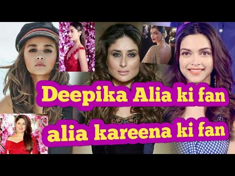 Fans of each other  fans of New Lux | deepika, kareena, alia | 28 fab 2018 youtube ad