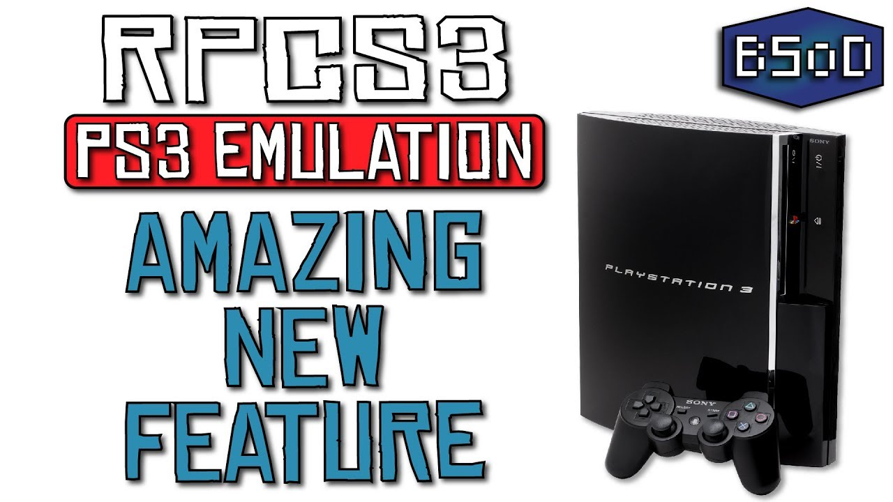 RPCS3 Gets a MASSIVE Upgrade | Every Game is Affected