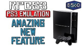 RPCS3 Gets a MAŠSIVE Upgrade | Every Game is Affected
