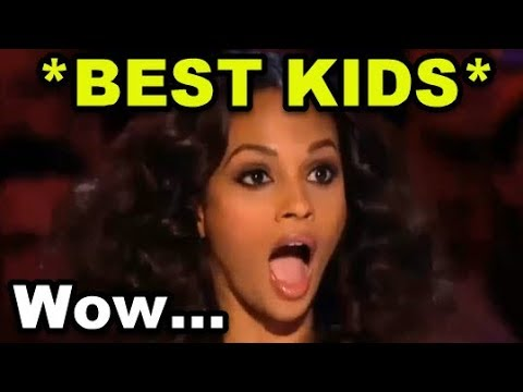 Top 10 *BEST & MOST AMAZING* Kids Auditions Ever on BRITAIN'S Got Talent!