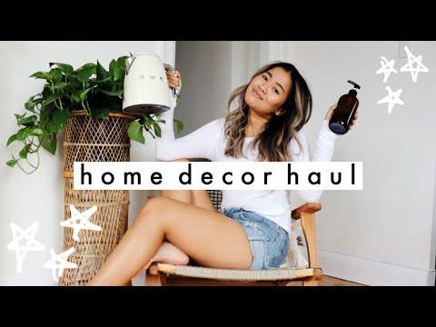 HOME DECOR HAUL   apartment series #3