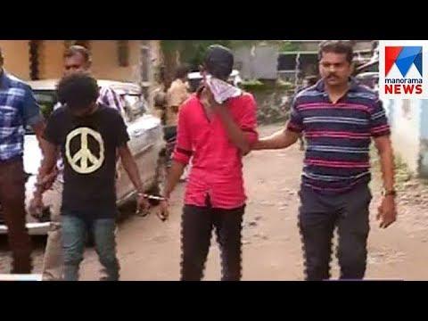 Theft culprits under custody   | Manorama News