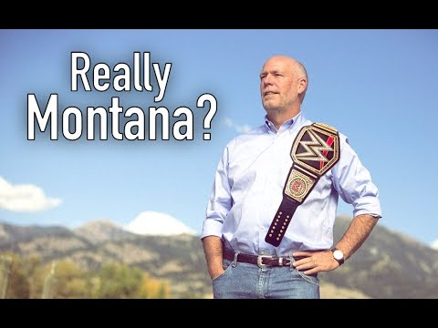 Body Slamming A**hole Republican Wins Montana Special Election