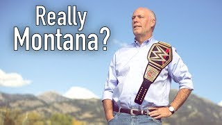 Body Slamming A**hole Republican Wins Montana Special Election