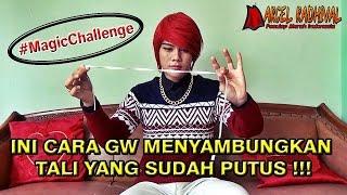Baixar TALI PUTUS BISA NYAMBUNG LAGI !!! #MagicChallenge