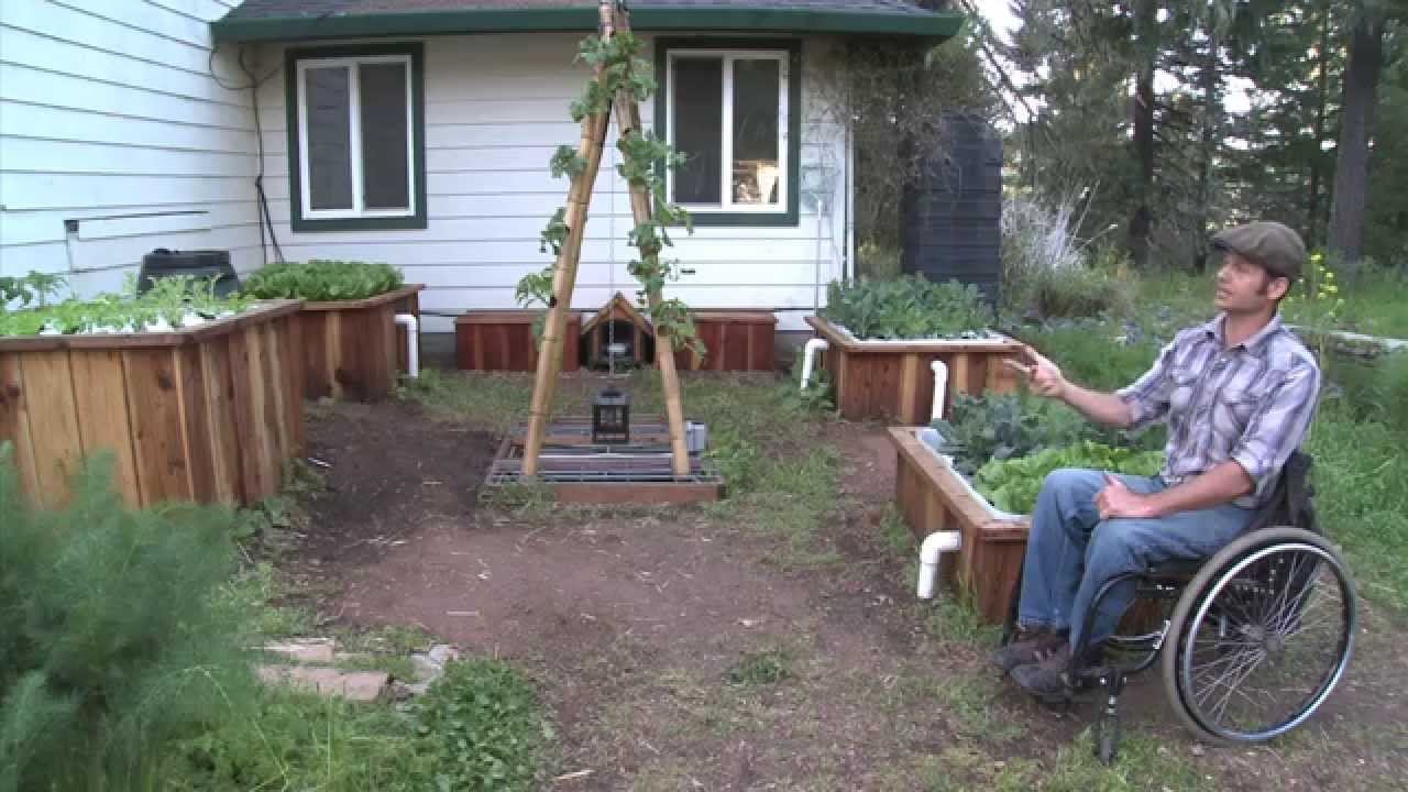 aquaponics video series trailer permaculture based backyard