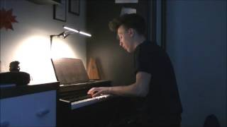 Die immer lacht - Stereoact feat. Kerstin Ott - Piano Cover (HD)