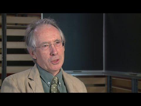 Ian McEwan Discusses Novels, Free Speech & Advice For Aspiring Writers
