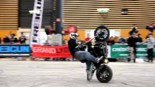 Ben Baldini - Run final au Lyon Stunt contest