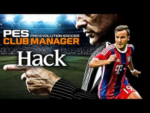 PES Club Manager Hack / Cheat Tool - iOS /Android - NEW RELEASE [2017 ]