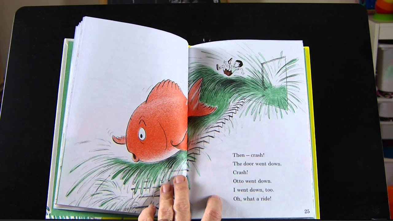 A fish out of water read aloud youtube for A fish out of water