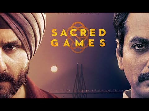 Sacred Games Soundtrack list