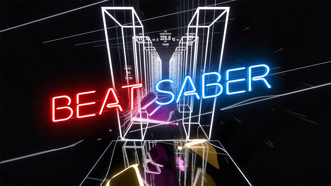 Download Beat Saber - FITBEAT || New Free Fitness Song ( EXPERT ) ( FULLCOMBO )