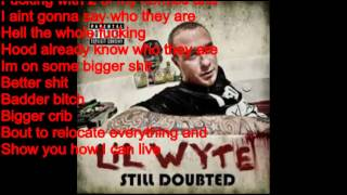 Im Going Home (Lyrics)- Lil Wyte Ft. Big Lazy