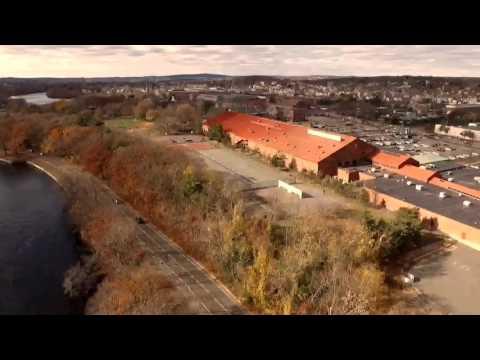 Drone - DJI Phantom standard 3 - Boston